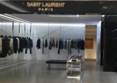 Saint Laurent Boutique
